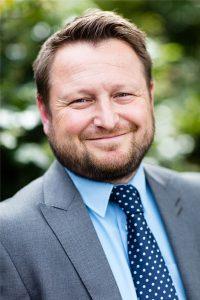 Portslade Branch Manager, Damien Dunford
